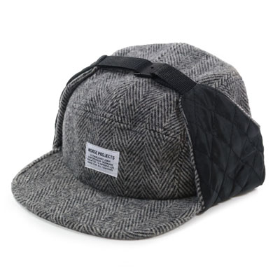 Norse Insulated Tweed Cap Gy Hanon Shop