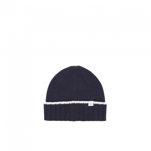 Norse Projects Scottish Lambswool Top Beanie Norse Projects