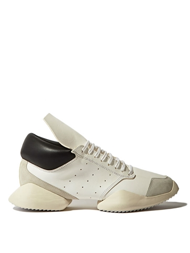 Rick Owens X Adidas Men's Island Sole Sneakers