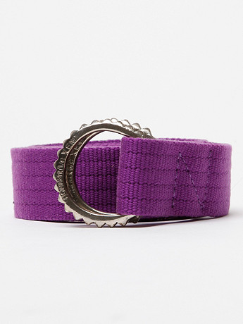 Nonnative Men s Dweller Belt in purple at oki ni