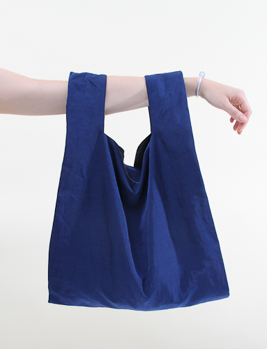Mm6 Bodega Bag Blue