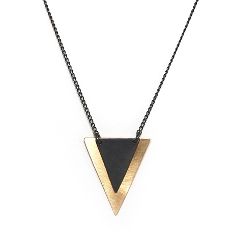 Poketo Isosceles Necklace