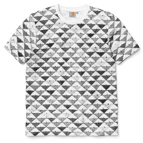 Carhartt Wip S S Quilt T Shirt Official Online Shop
