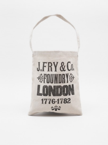 A Two Pipe Problem Fry Canvas Bag Present London