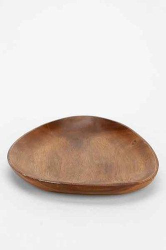 Acacia Wooden Tray Urban Outfitters
