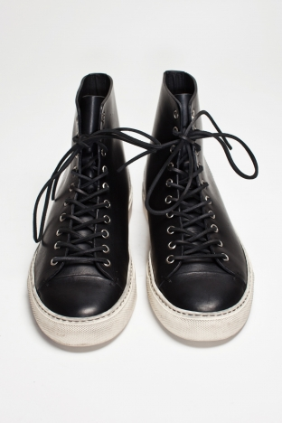 Buttero Tanino High Leather Black TRES BIEN