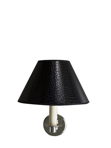 Devon Devon Judith Faux Leather Wall Lamp Luisaviaroma Luxury Shopping Worldwide Shipping Florence