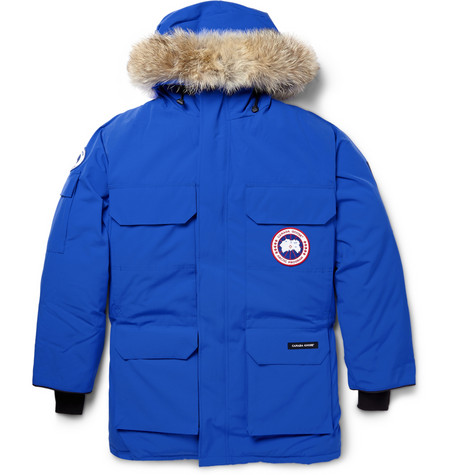 Canada Goose Expedition Coyote Trimmed Parka Mr Porter