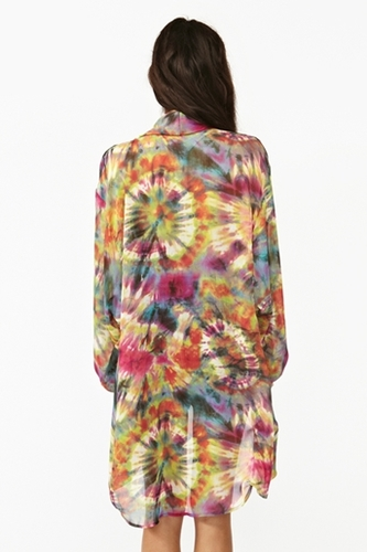 Trip Out Cardi in What s New at Nasty Gal