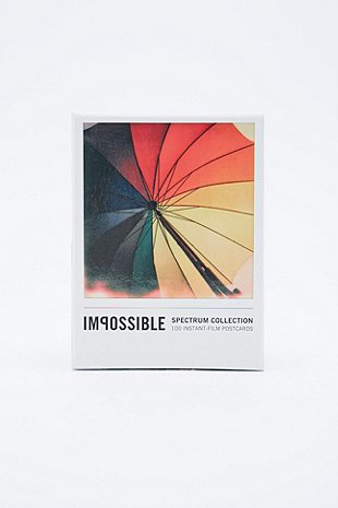 Impossible Project Polaroid Postales Urban Outfitters