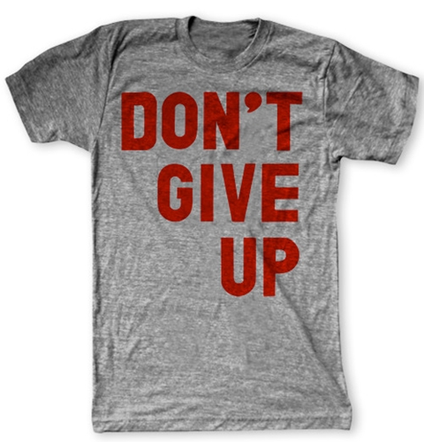 Print Liberation Store Don't Give Up Pl Classics Collection