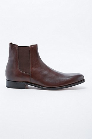Grenson Declan Chelsea Boots In Dark Brown Urban Outfitters