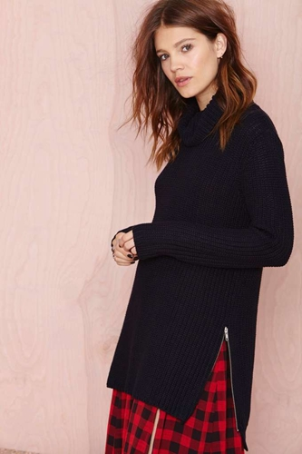 Neck And Neck Sweater Shop Sweaters At Nasty Gal