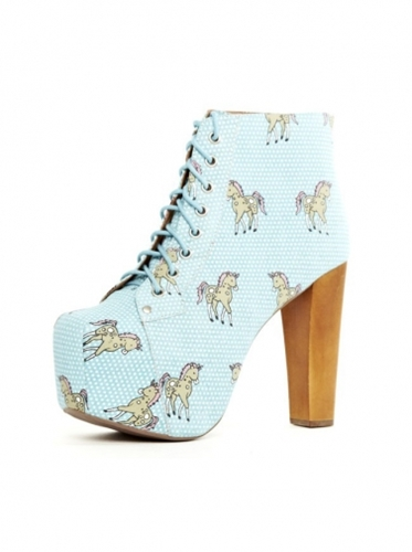 Παπουτσια Jeffrey Campbell Lita Unicorn