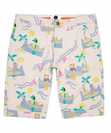 Lazy Oaf Surfs Up Shorts