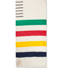 Hudson's Bay Company Multistripe Point Blanket Queen Hypebeast Store