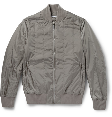 Tomas Maier Quilted Shell Bomber Jacket Mr Porter