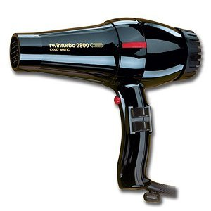Amazon com TURBO POWER Twinturbo 2800 Coldmatic Hair Dryer 314 Beauty