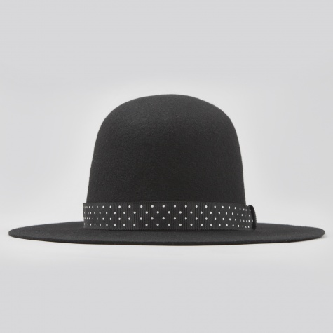 Nogood Norse Projects X Goodhood Polka Dot Band Hat Black