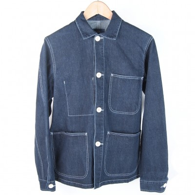 BLEU DE PANAME Veste de Comptoir Denim