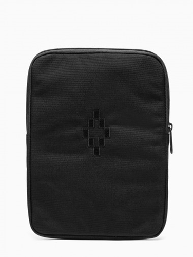 Ipad Case From The F W2014 15 Marcelo Burlon County Of Milan Collection In Black
