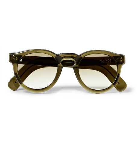 Cutler And Gross Round Frame Sunglasses Mr Porter