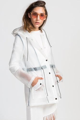 Matte Clear Parka Koshka Fashion. Trends. Boutique.