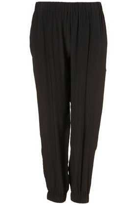 Silk Jogger By Boutique Trousers Leggings Clothing Topshop