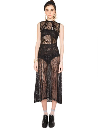 Black Lace Maxi Dress Maxi Dresses Cute Dresses 76