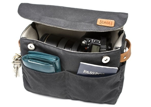Ona Dslr Camera Insert Bag Organizer