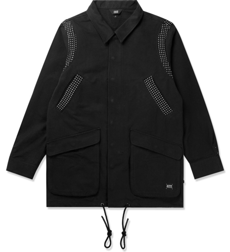 Thing Thing Black Mn Wars Jacket Hypebeast Store. Shop Online For Men's Fashion Streetwear Sneakers Accessories