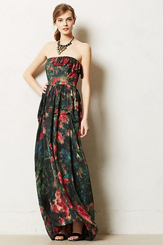 Acadiana Maxi Dress Anthropologie.Com