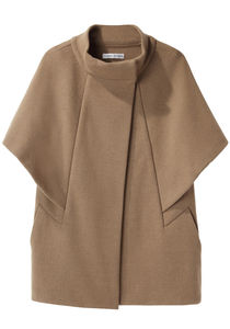 Tsumori Chisato Double Knit Cape Jacket La Garconne