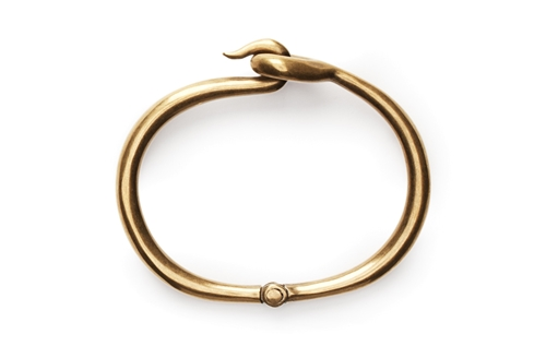 Cory Antique Gold Bracelet