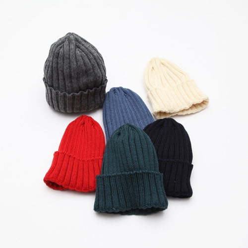 Leuchtfeuer Gotland Knit Cap Rib Silver And Gold Online Store