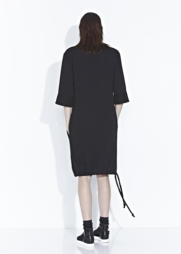 Kowtow Clothing 100 Certified Fairtrade Organic Cotton Clothing Osaka Dress