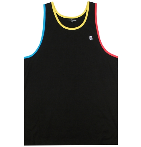 The Quiet Life Team Tank In Black Huh. Store