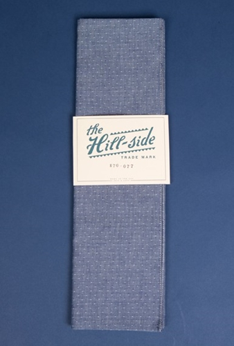 Tenue de Nimes The Hill Side N70 077 Polka Dot Chambray Scarf