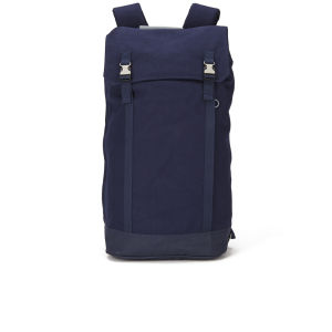 C6 Slim Canvas Backpack Navy Mens Accessories Free Uk Delivery Over 50