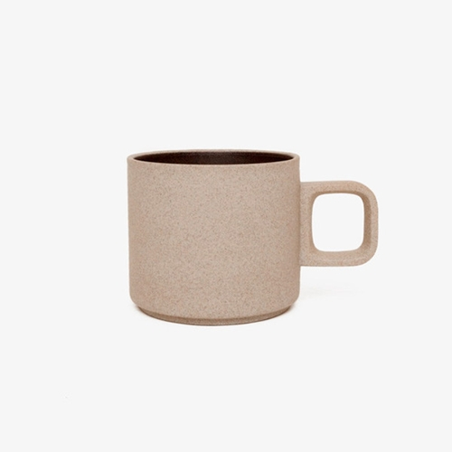 Hasami Two Toned Porcelain Mug Poketo