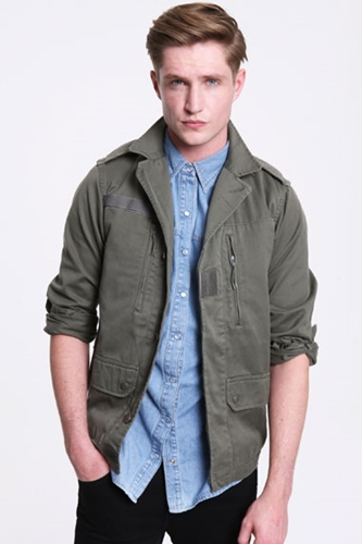 Urban Outfitters Vintage Surplus F2 Army Jacket