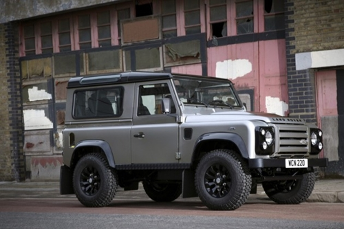 Land Rover Defender XTech Special Edition Highsnobiety