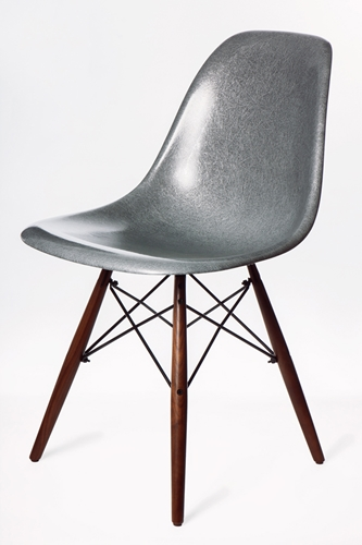 Fiberglass Shell Chair Krink Color