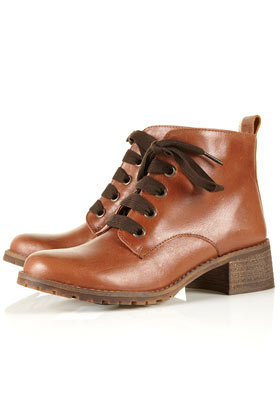 ALEXA Cleated Sole Boots New In This Week New In Topshop