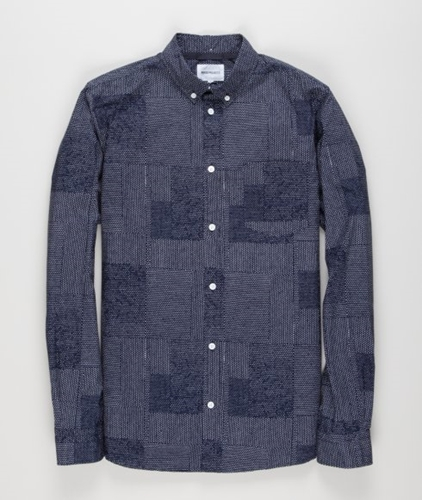 Norse Projects Anton Dot Collage
