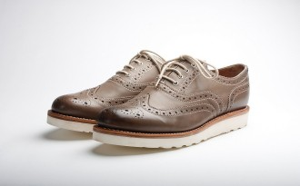 Grenson Men and Women s Shoes Hand Made Brogues Grenson Boots English Brogues