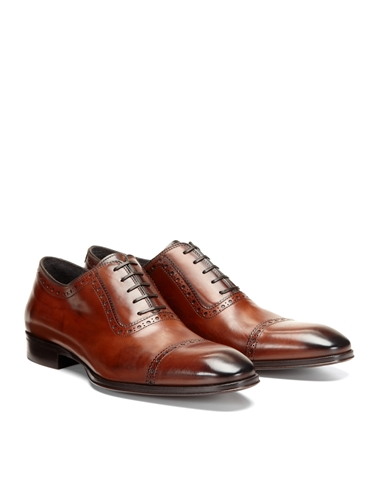 To Boot Warwick Cap Toe Oxfords at Park Bond