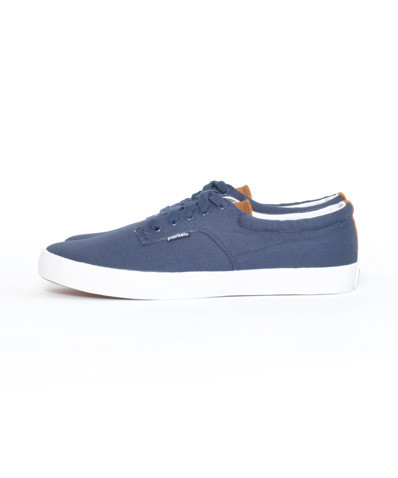 A F D Canvas Suede Shoe The Great Divide