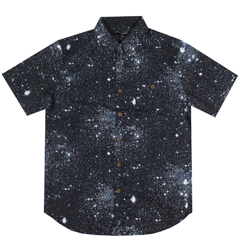 The Quiet Life Cosmos Short Sleeved Shirt Huh. Store