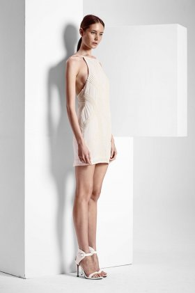 Frame Dress By Bless'ed Are The Meek The Grand Social